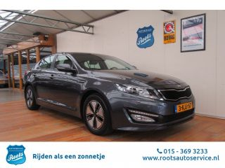 Kia Optima 2.0 CVVT Hybrid Plus Pack