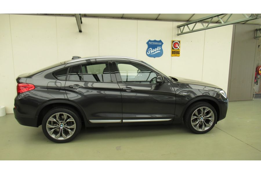 BMW X4 xDrive20d High Executive Automaat