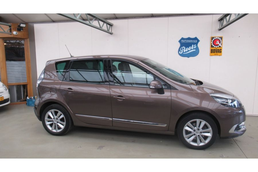 Renault Scénic 1.2 TCe Bose